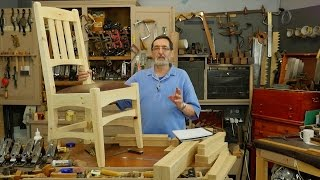 Introducing Making a Dining Chair with Paul Sellers