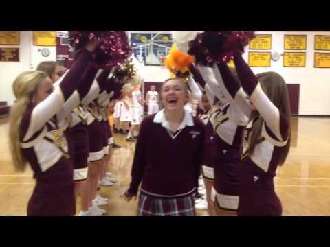 Elk County Catholic Crusaders Pep Video