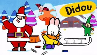 Didou dessine-moi Noël ❅ Didou et l