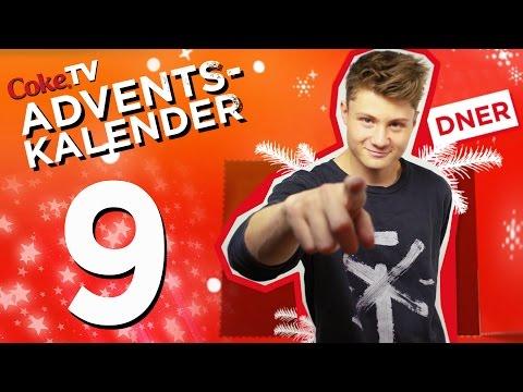 CokeTV Adventskalender: Türchen 9 mit Dner | #CokeTVMoment