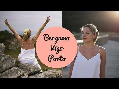 PRIN LUME!  Bergamo, Vigo & Porto | Laura Musuroaea