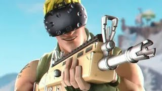 My first VIRTUAL REALITY fortnite montage (3D view is insane)