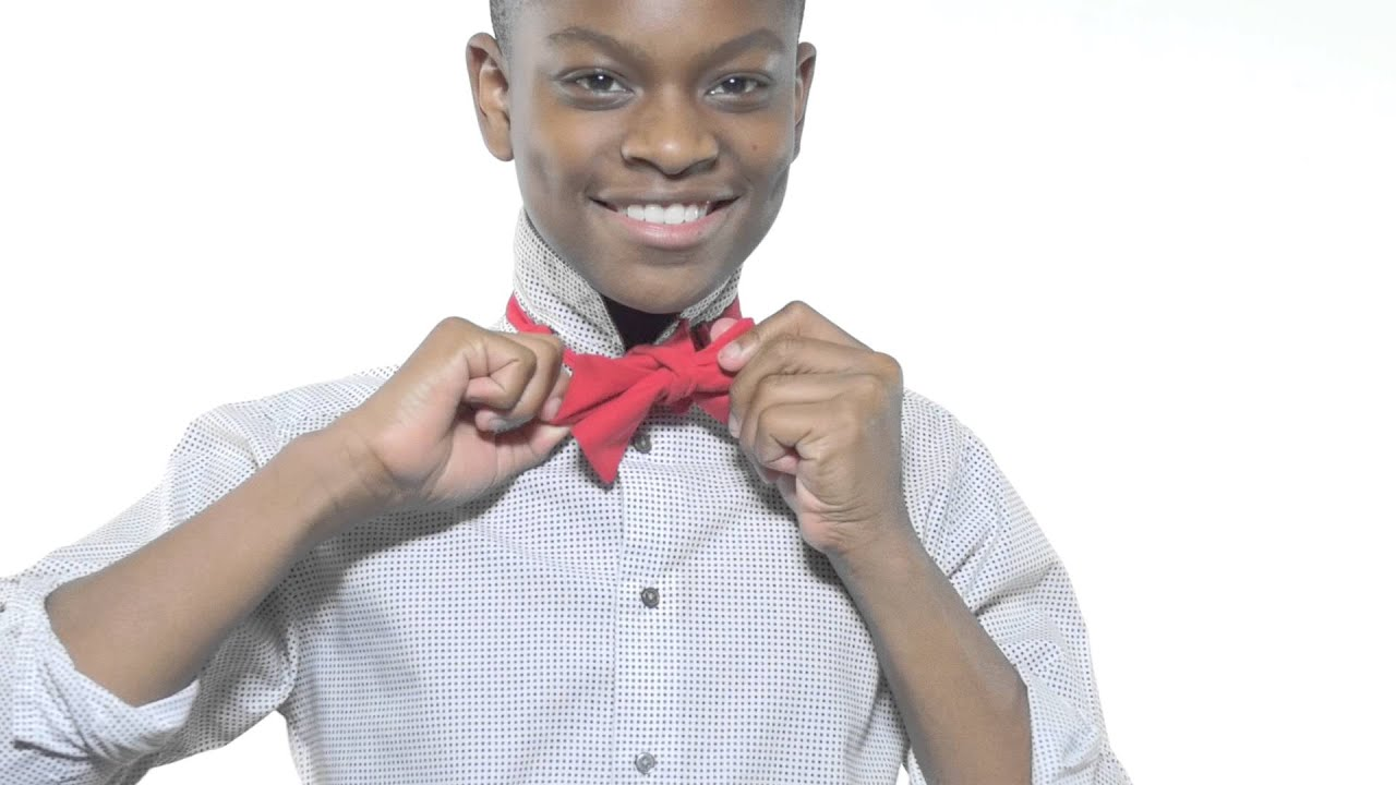 Mos bows memphis presents how to tie a bow tie youtube ccuart Image collections