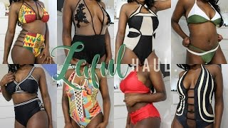 ZAFUL SWIMSUIT HAUL! | AFFORDABLE SWIMWEAR 2017