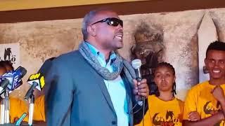 last year  Ethiopia    Megabe Hadis Eshetu Alemayehu's Opinion about Adwa and Ethiopianism