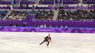 Евгения Тарасова и Владимир Морозов стали первыми в короткой программе