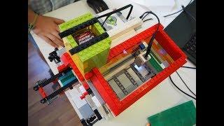 Творческий проект  Lego Mindstorms EV3 Конфетный автомат. Слобода IT
