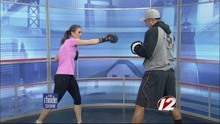 Punch up your workout with a boxing class