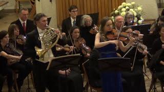 Ethel Smyth - Concerto for Violin, Horn and Orchestra Kateryna Timokhina & Konstantin Timokhine