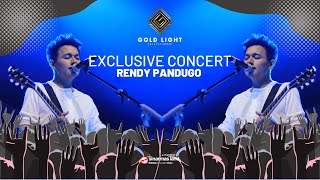 WHY - RENDY PANDUGO (EXCLUSIVE CONCERT)