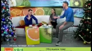 Андрей Тарабурин в прямом эфире
