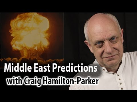 Psychic Predictions for the Middle East - Trump and Nostradamus 2017