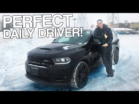 2018 SRT Durango Review !! Super Tough!!