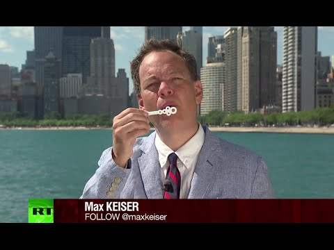Keiser Report: $32 trillion in pointless trading (E799)