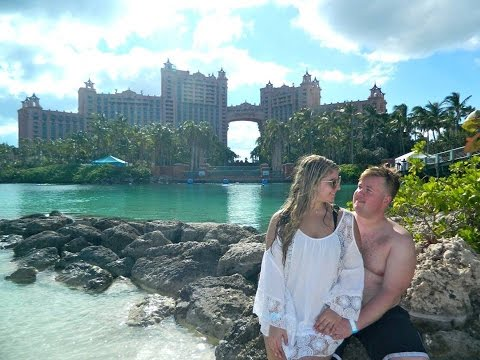 Atlantis Bahamas 2016 Exuma Bahamas Beach Swimming pigs