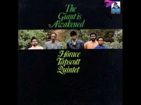 Horace Tapscott Quintet - The Dark Tree