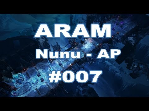 Let's Play League of Legends ARAM - Nunu AP [German] [HD] - #007