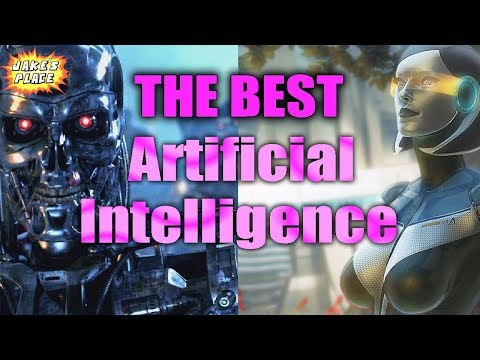 BEST AI in Science Fiction