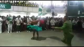 Cris Caldas e Marcinho - Feijoada Verde e Branco