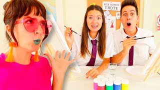 MAESTRA DI ARTE!! (La Scuola dei Me contro Te) Video