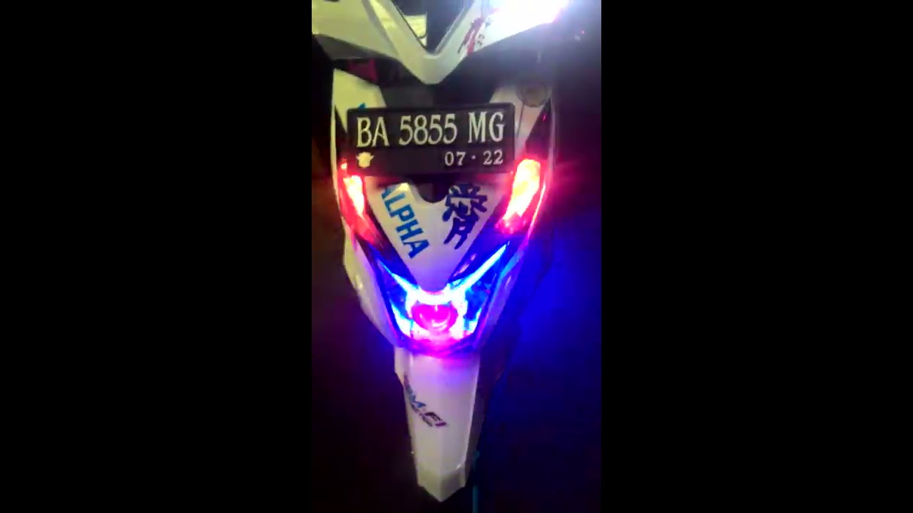 Download 78 Modifikasi Lampu Beat Street Terkeren Kharisma