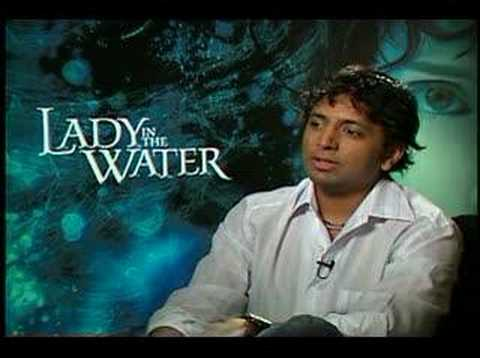 Lady in the Water M. Night Shyamalan interview