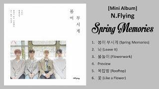 Artist: n.flying (엔플라잉) album: spring memories ep credits: 1thek