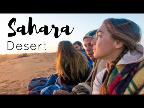 Morocco Travel Vlog: Sahara Desert