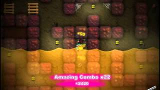 Ninja Miner 2 Level 23 - 32 Walkthrough
