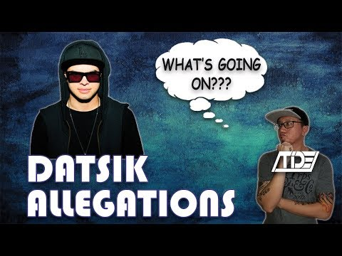 Allegations against Dubstep Producer Datsik  Super Kleen Opinions