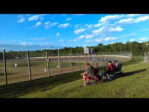 Eagle Valley Speedway 2017 Heat Winner #65 Jake Miller