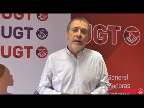 UGT acuerda con el Gobierno la subida del SMI para 2021
