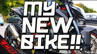 My New Bike Purchase! | First Ride
