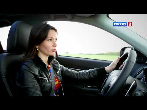 Тест-драйв Citroen C4 Aircross // АвтоВести 53