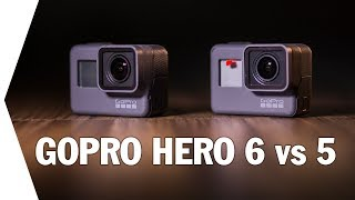GoPro Hero 6 vs 5 I REVIEW & Vergleich