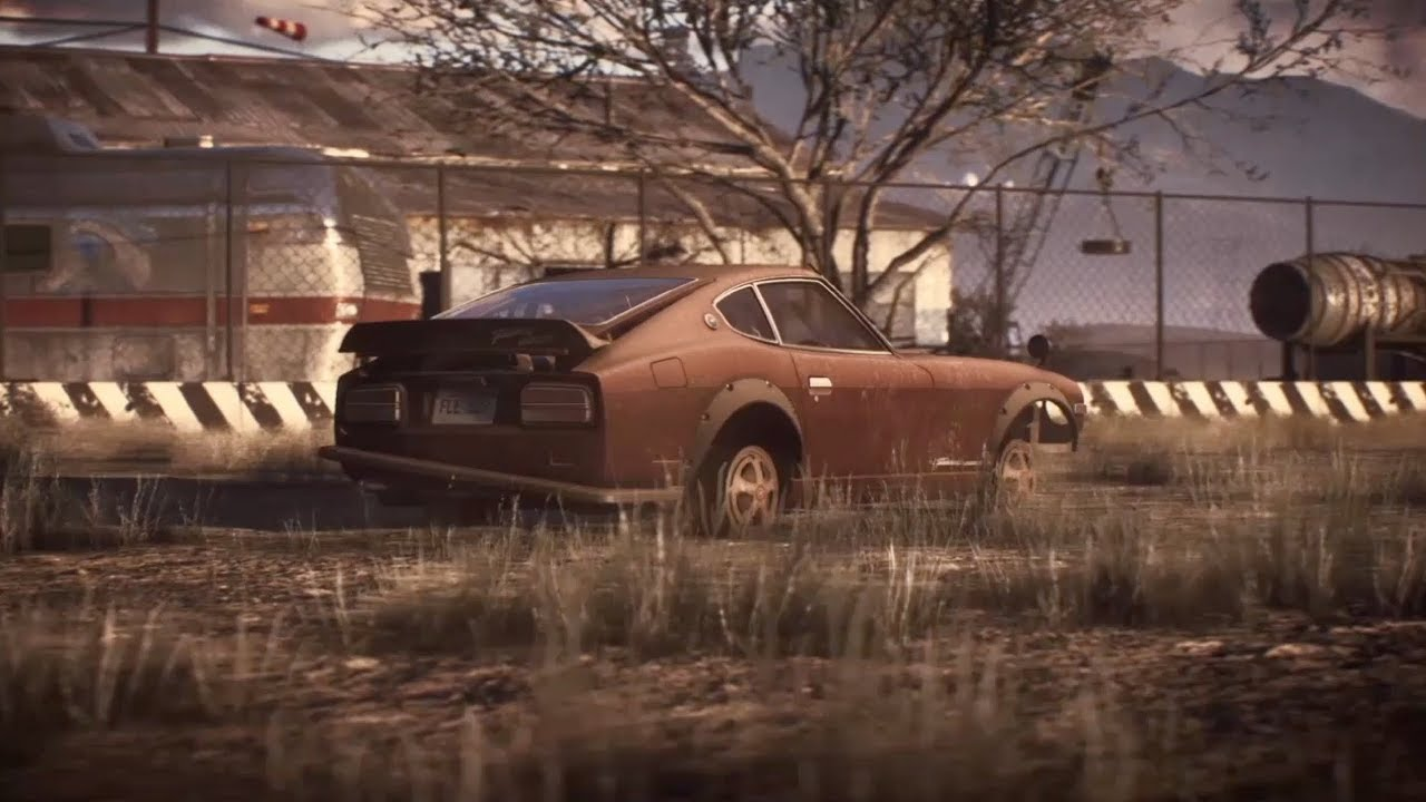 Nissan Fairlady 240zg Derelict Chassis Need For Speed Payback
