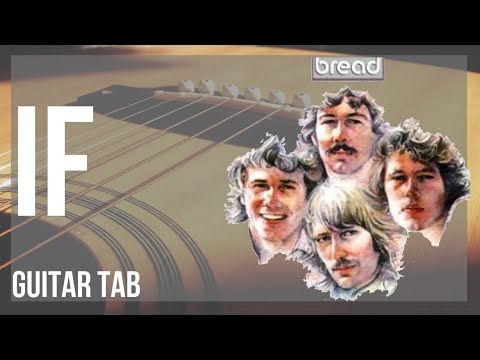 Ukulele Tab How To Play If By Bread Youtube Driftveil city overdrive guitar chords. youtube