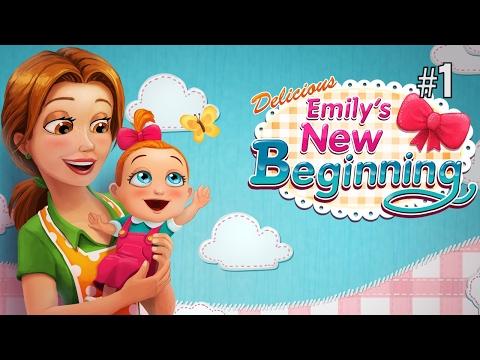 Twitch Livestream | Delicious: Emilys New Beginning Part 1 [PC]
