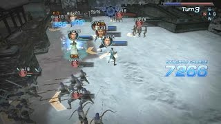 Dynasty Warriors: Godseekers Vita Gameplay