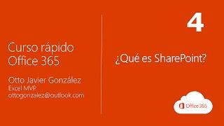 ¿Qué es SharePoint? | Office 365 #4/10