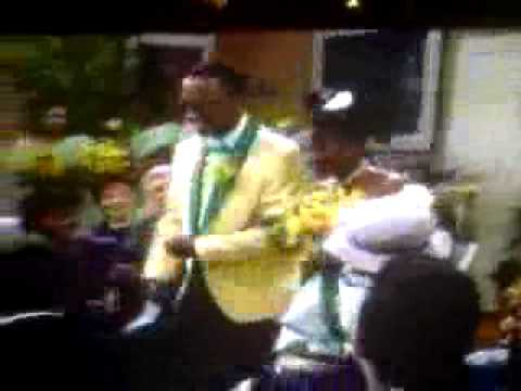 The Fresh Prince of BellAir Jazz and Jewel get married