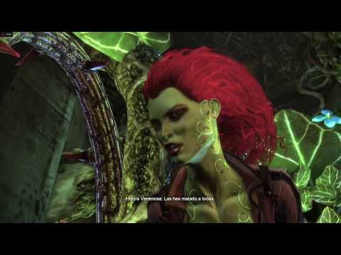 Guia: Batman Arkham City: Cuelate en la guarida de hiedra venenosa
