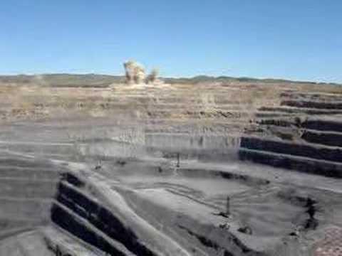 Century Mine Blast