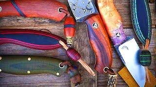 trollsky knifemaking -  making  beads
