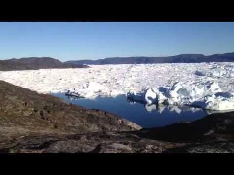 UNESCO World Heritage Ilulissat Icefjord