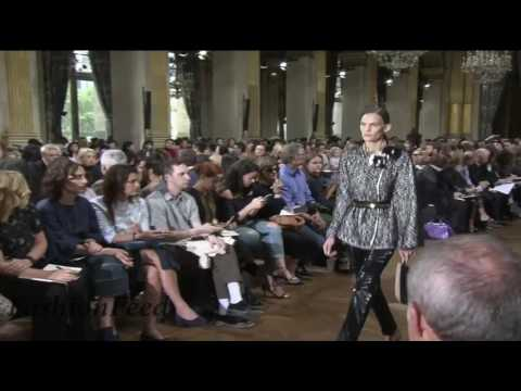 Lanvin | Full Show | Women's Wear | Paris Fashion Week Spring/Summer 2017