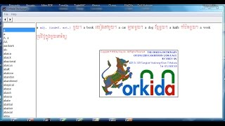How To Download English-Khmer Dictionary