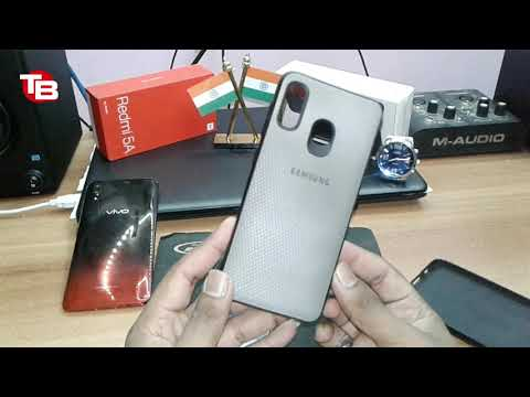 Back Cover Samsung Galaxy A20 | Back Cover Review A20