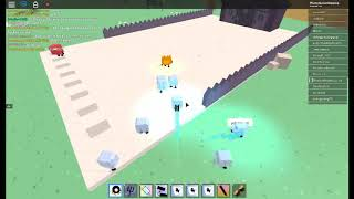 Roblox BFB RP Ice Cube army