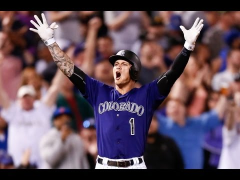 Colorado Rockies 2016 Season highlights